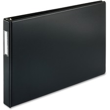 BSN 44100 Bus. Source Tabloid-size Black Reference Binder BSN44100