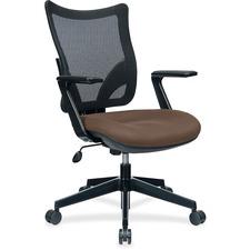 LLR2597308 - Lorell S-8 Task Mesh Back Task Chair
