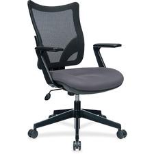 LLR2597305 - Lorell S-8 Task Mesh Back Task Chair