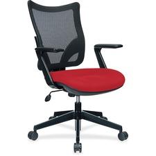 LLR2597302 - Lorell S-8 Task Mesh Back Task Chair