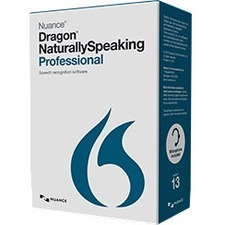 Dragon Naturallyspeaking Pro 13.0 French / Mfr. No.: A209f-X00-13.0