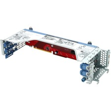 HP DL180 Gen9 3 Slot x8 PCI-E Riser Kit