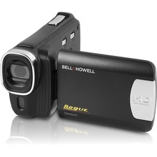 "Bell+Howell DNV6HD Digital Camcorder - 3"" - Touchscreen LCD - CMOS - Full HD - Black"