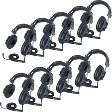 CII 3068AV10L Califone 3068AV-10L Switchable Headphones Classpk CII3068AV10L