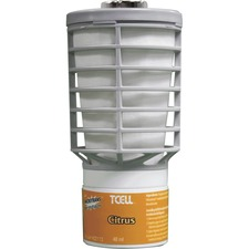 Rubbermaid Commercial 402113 TCell Refill - Citrus - Citrus - 90 Day - 1 Each