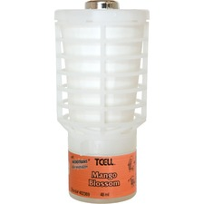 Rubbermaid Commercial 402369 TCell Refill - Mango Blossom - 48 mL - Mango Blossom - 90 Day - 1 Each