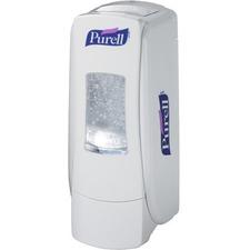 Gojo® ADX-7 Dispenser - White - Manual - 700 mL Capacity - White - 1Each