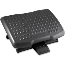 LLR12818 - Lorell Adjustable Height Footrest