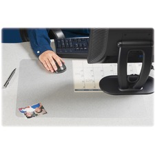 AOP6080MS - Artistic Krystal View Clear Desk Pad