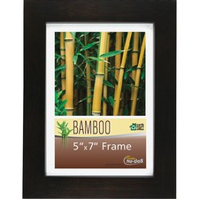 NUD 14157 NuDell Bamboo Document Frame NUD14157