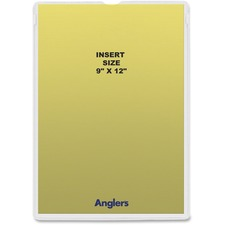 ANG 146850 ANGLER'S Heavy Crystal Clear Poly Envelopes ANG146850