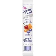 KRF 00006 Kraft Crystal Light On-The-Go Mix Sticks KRF00006