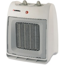 LLR33986 - Lorell Adjustable Thermostat Ceramic Heater