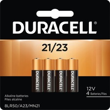 DUR MN21B4PK Duracell 12-Volt Security Battery DURMN21B4PK