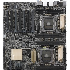 Asus Z10PE-D8 WS Workstation Motherboard - Intel Chipset - Socket LGA 2011-v3