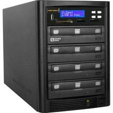 Aleratec DVD/CD Flash Copy Tower
