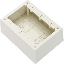 Panduit JBP3DWH Mounting Box