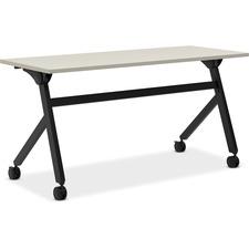 BSX BMPT6024PQ HON Light Gray Laminate Multipurpose Table BSXBMPT6024PQ
