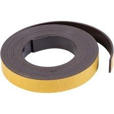"BVC FM2319 Bi-silque 1/2""x7' Adhesive Magnetic Roll Tape BVCFM2319"