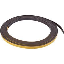 "BVC FM2321 Bi-silque 1/2"" Adhesive Magnetic Roll Tape BVCFM2321"