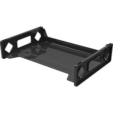 DEF 399104 Deflecto Single Stacking Legal Tray DEF399104