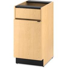 HON HPBC1F1D18D HON Natural Maple Hospitality Cabinets HONHPBC1F1D18D