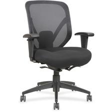 LLR20017 - Lorell Self-tilt Mid-back Chair