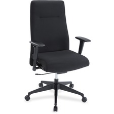 LLR 34852 Lorell Weight Activated High-back Suspension Chair LLR34852