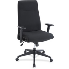 LLR 34853 Lorell Synchro-tilt High-back Suspension Chair LLR34853