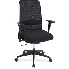 LLR 34854 Lorell Weight Activated Mesh Back Suspension Chair LLR34854
