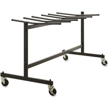 LLR 62521 Lorell Folding Chair Trolley LLR62521