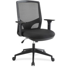 LLR66932 - Lorell Executive Mesh Fabric Swivel Chair