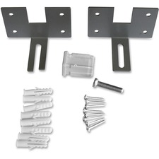 LLR 90262 Lorell Panel Wall Brackets LLR90262