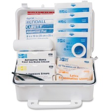 PKT 6060 Pac Kit Safety Eq. 10-person First Aid Kit PKT6060