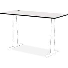 SAF 1892GR Safco Active Line Table Gray Laminate Tabletop SAF1892GR