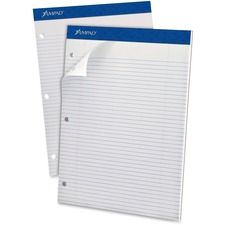 TOP 20346 Tops Narrow Ruled Double Sheet Writing Pads TOP20346