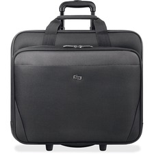 USL CLS9104 US Luggage Classic Laptop Rolling Case USLCLS9104