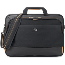 USL UBN3004 US Luggage Solo Urban Collection Focus Briefcase USLUBN3004