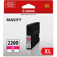 Canon PGI-2200 XL Original Ink Cartridge - Inkjet - High Yield - 1500 Pages - Magenta - 1 / Pack