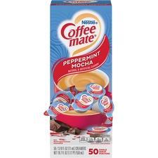 NES 76060 Nestle Coffee-mate Peppermint Mocha Creamers NES76060