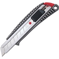 LIOL500PBX - NT Cutter Heavy-Duty ABS Grip Screw-Lock Utility Knife