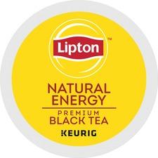 GMT6518 - Lipton Natural Energy Tea