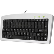 Adesso AKB-901 USB Mini Keyboard