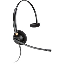 PLN HW510 Plantronics Over-the-head Monaural Corded Headset PLNHW510