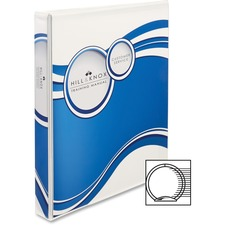 AVE 18601 Avery Blue Circle Cover Designer View Binder AVE18601