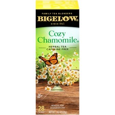BTC 00401 Bigelow Chamomile Herbal Tea BTC00401