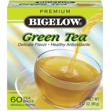 BTC00450 - Bigelow Premium Blend Green Tea