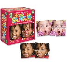 CDP 842005 Carson PreK-Grade 4 How Do You Feel Board Game CDP842005