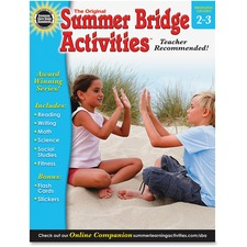 Summer Bridge Activities Workbook Activity Printed Book - English
