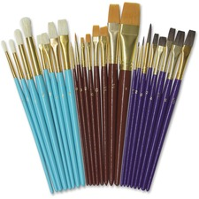 CKC 5134 Chenille Kraft Multimedia Paint Brush Set CKC5134